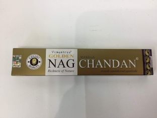Vijayshree Golden Nag Chandan Masala Incense Sticks (1 x 15g box)